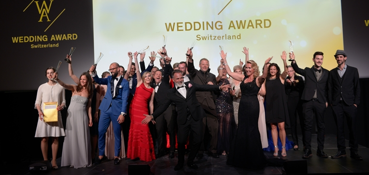 Swiss Wedding Award 2017
