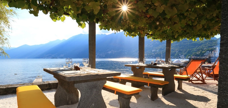 Serata Ticinese - An evening like in a typical Ticino grotto