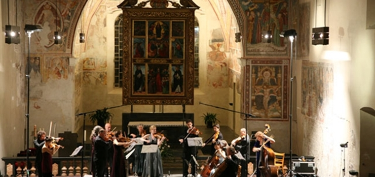 74 Musical weeks, classical music concerts of Ascona