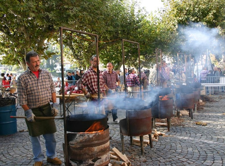 Autumn Festival at Ascona