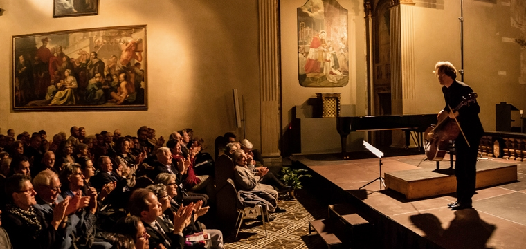 75 Musical weeks, classical music concerts of Ascona