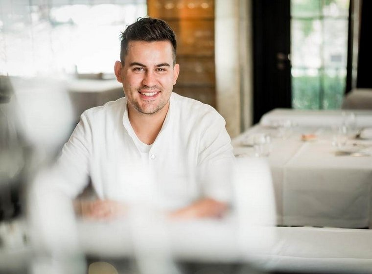 Michelin-starred chef Sebastian Rösch as guest chef in the Restaurant La Brezza