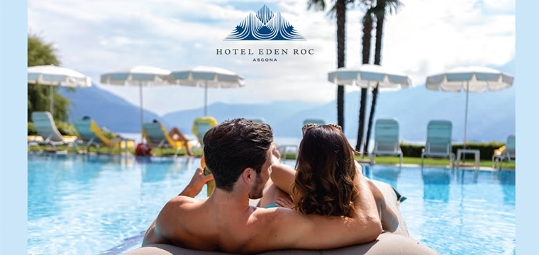 Water sports at the Hotel Eden Roc